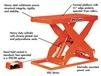 ACCESSORIES FOR SCISSOR LIFT TABLE